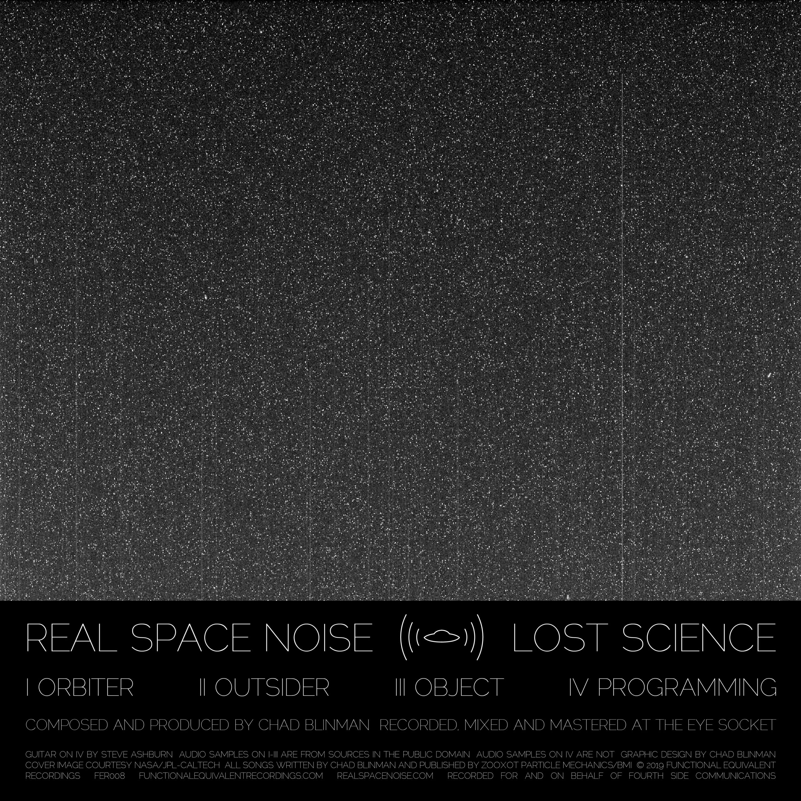 Real Space Noise – Lost Science (2019)